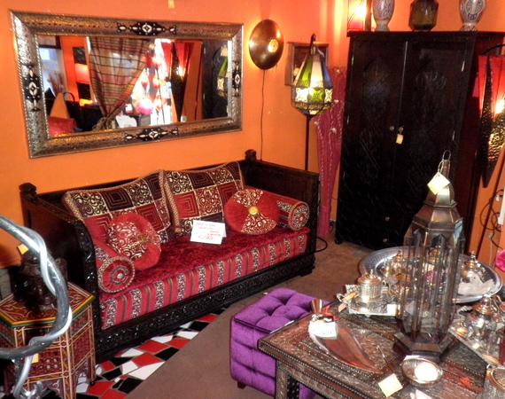 salotto marocchino arredamento prodotti hammam salotto